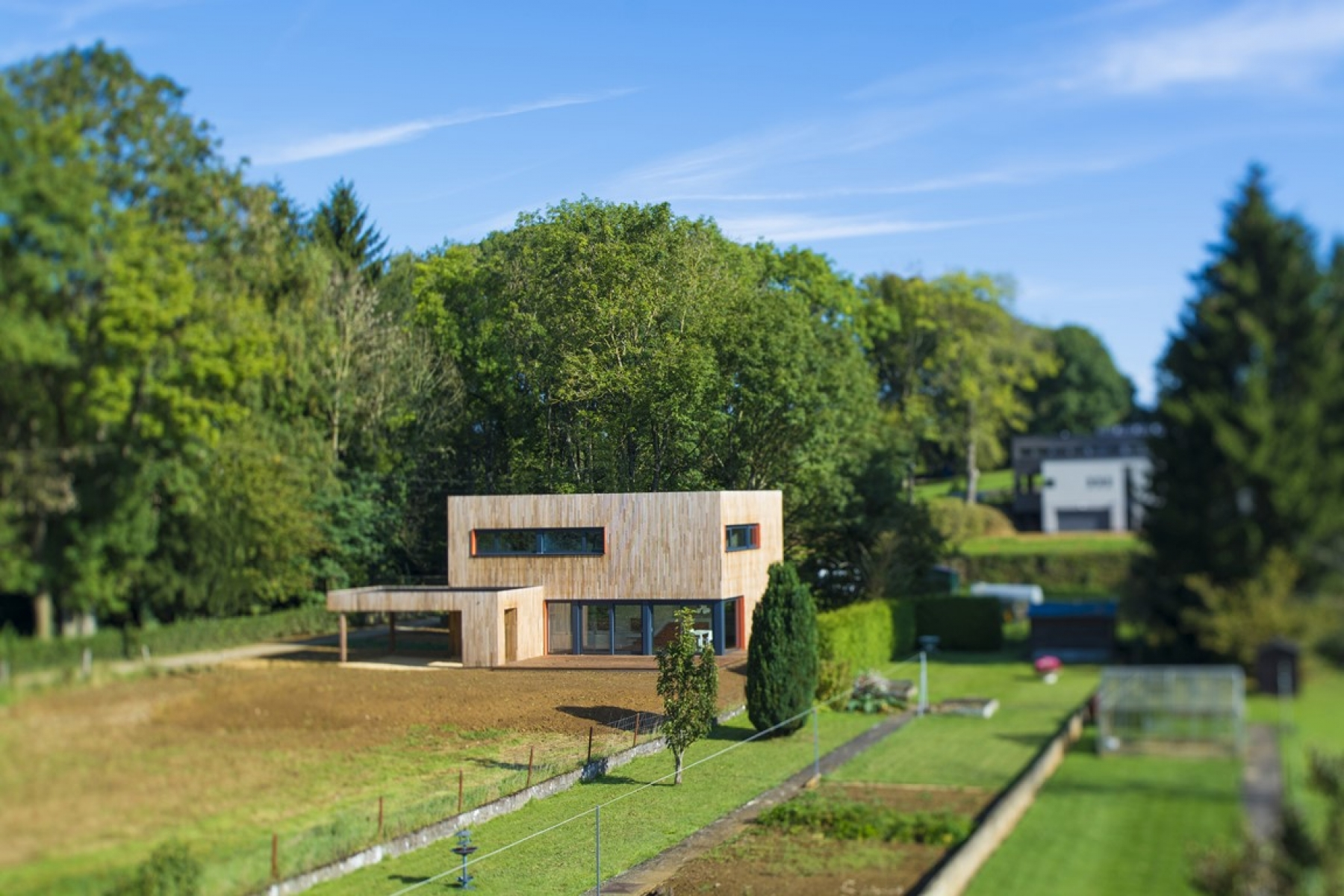Cout construction maison luxembourg for Cout construction maison contemporaine
