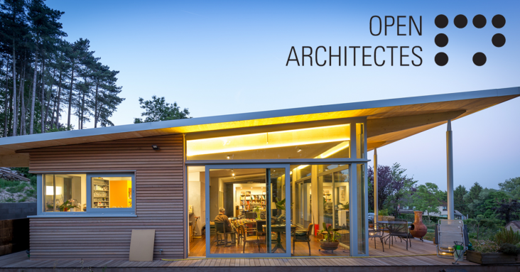 Open architectes naturhome